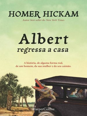 cover image of Albert regressa a casa